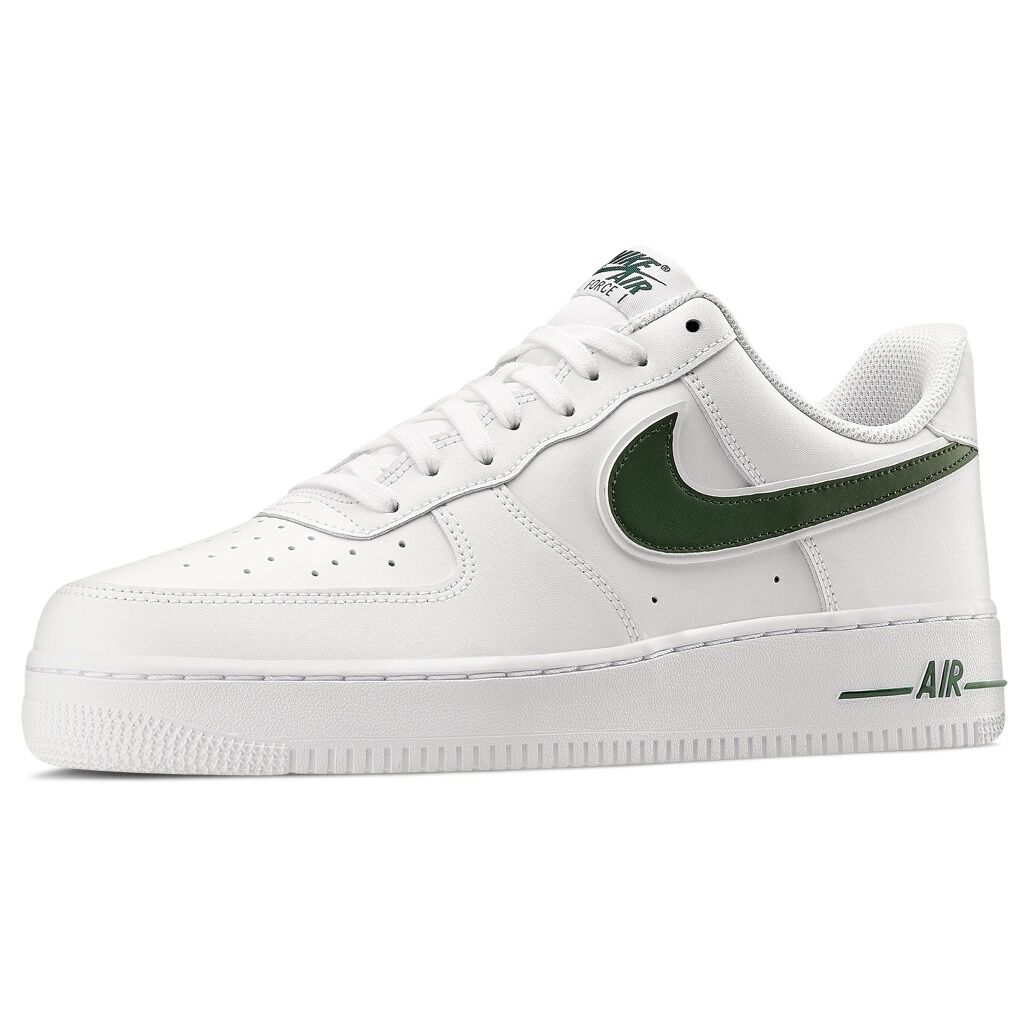 nike air force 1 07 bianche e gialle