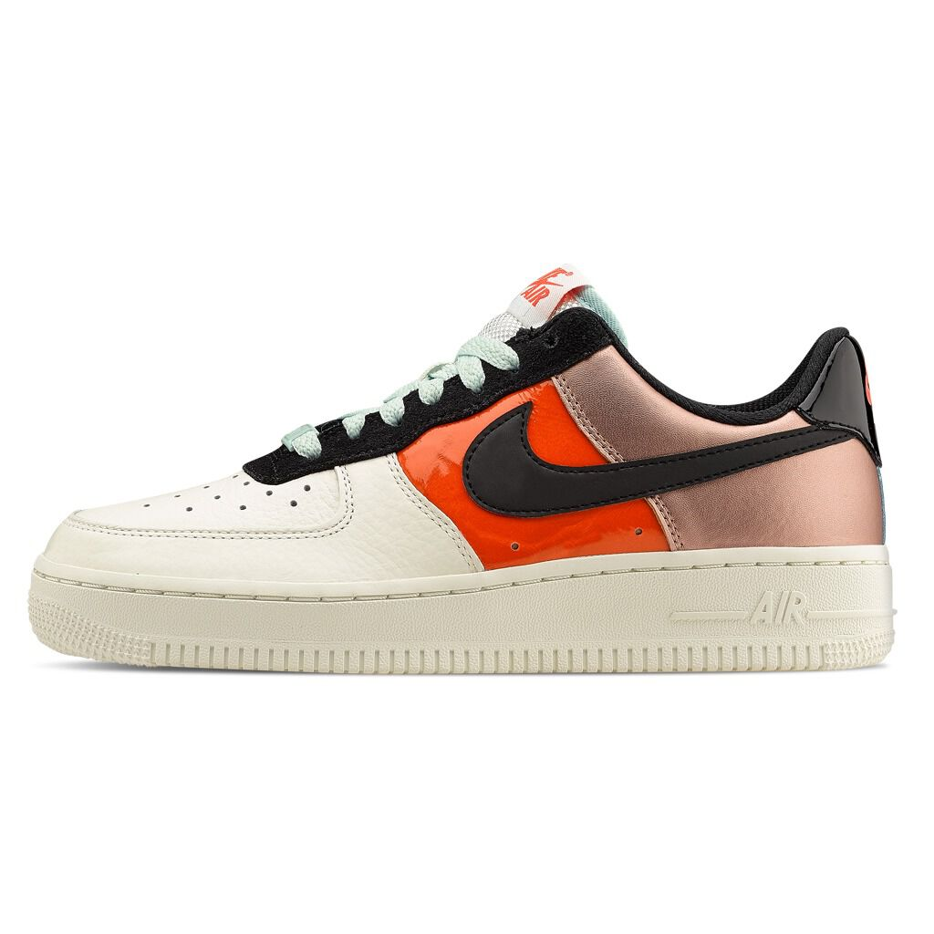 nike air force 1 donna bianche e rosse