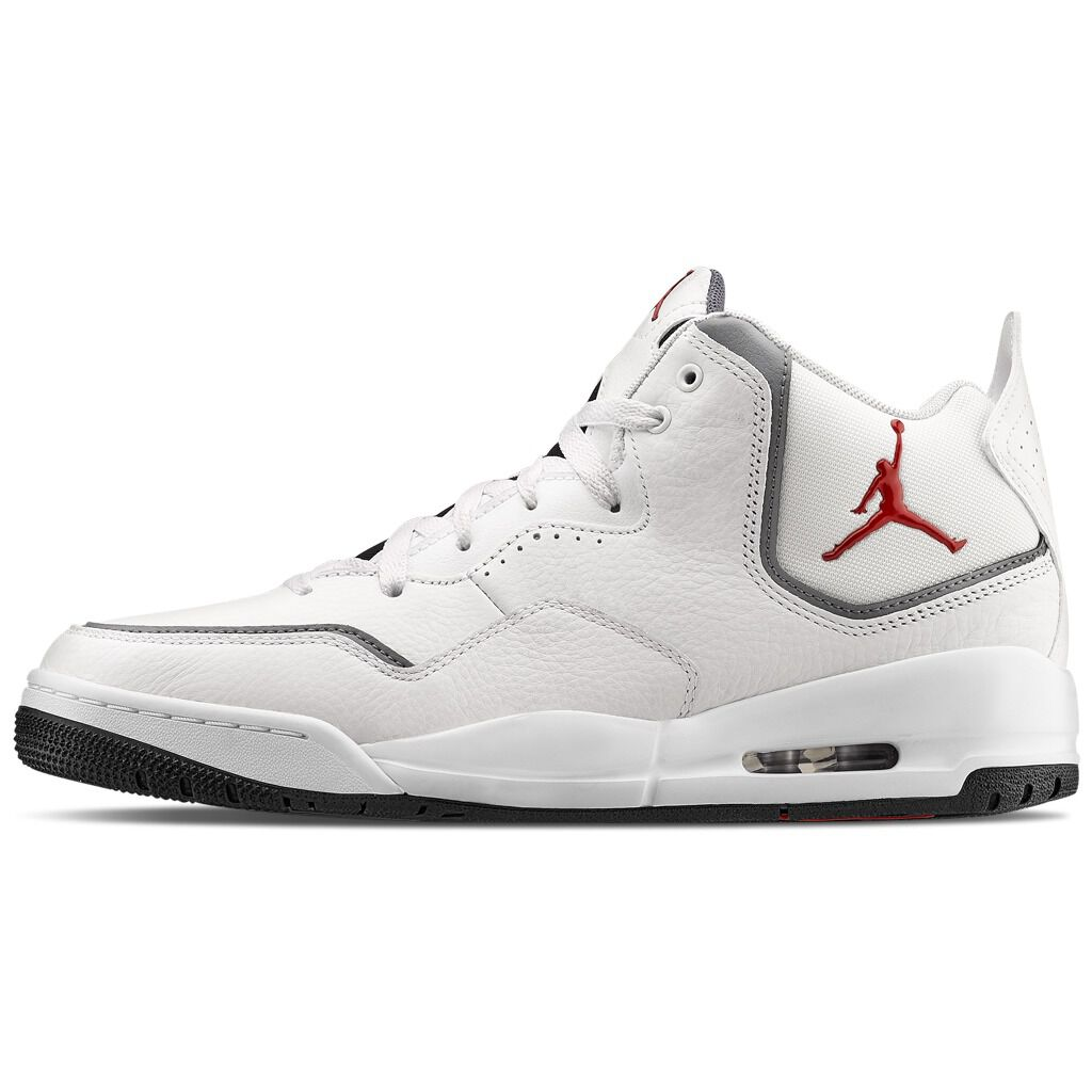 Air Jordan Courtside 23 white and red