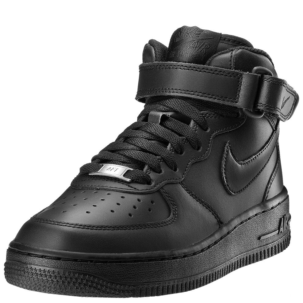 nike air force 1 alte nere