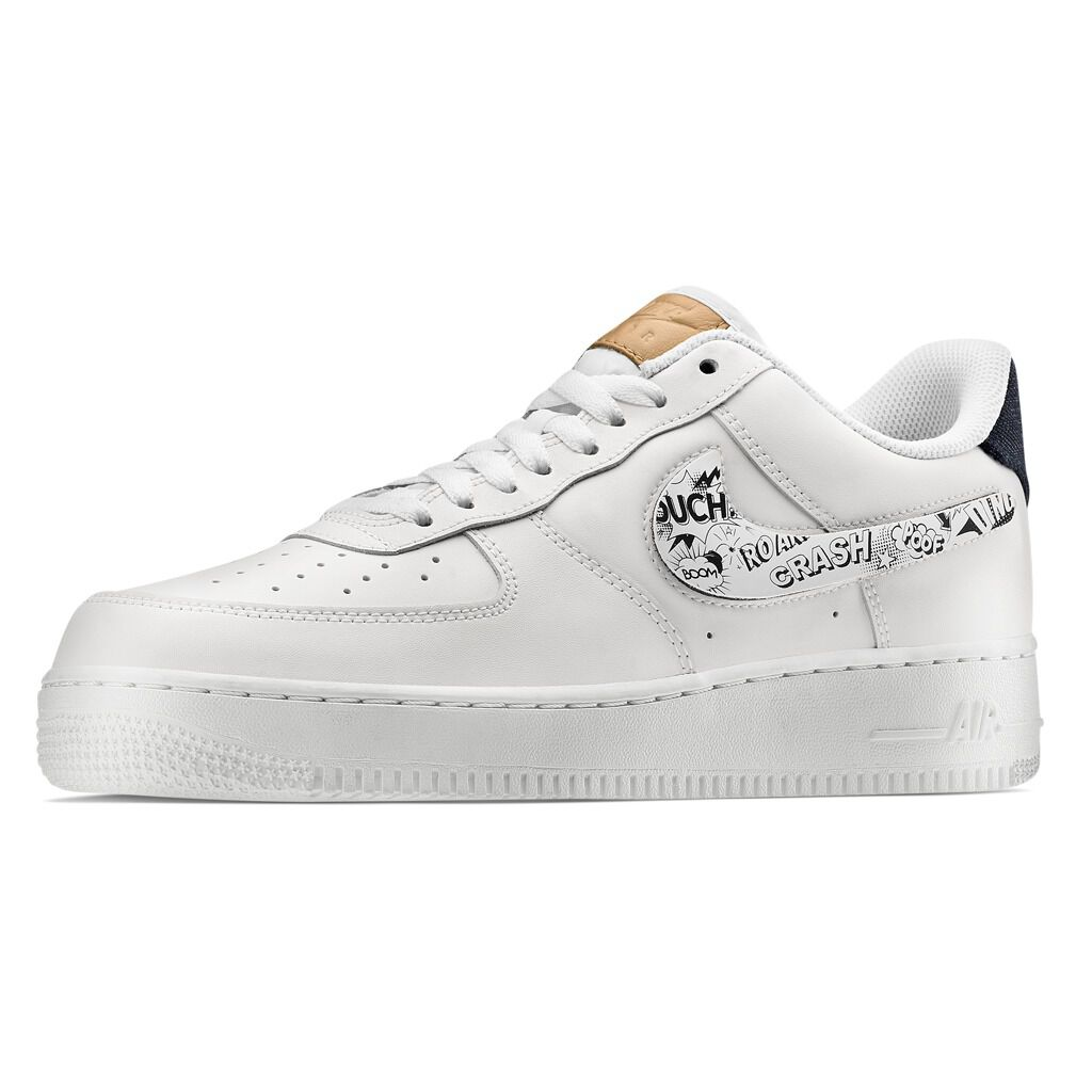 Nike Air Force 1 dorato
