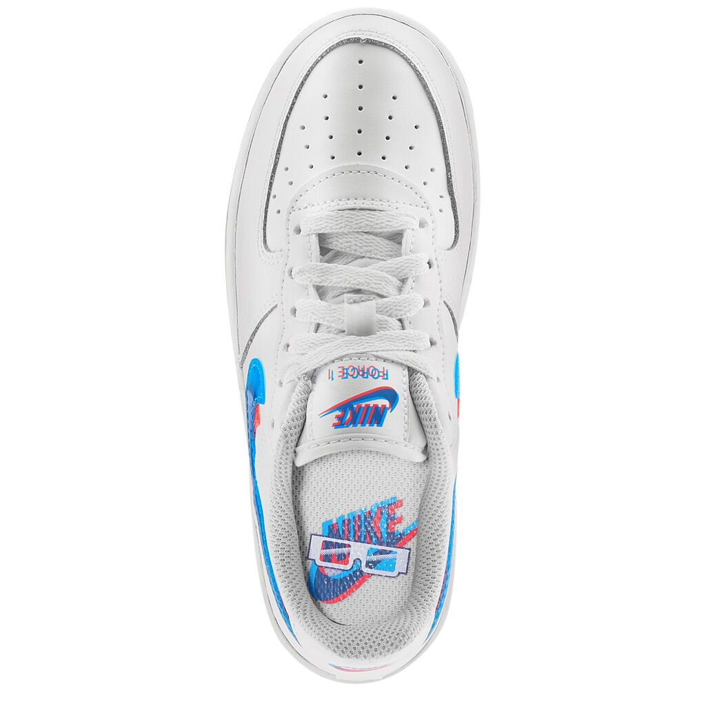 nike air force rosa e azzurre